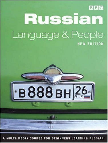 Russian Language and People 1st (first) Edition by Bivon, Roy published by BBC Active (2006)