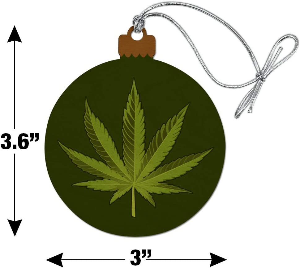 25+ Pot Leaf Ornament