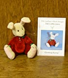 Deb Canham Artist Designs, CHRISTMAS BUNNY, Limited Edition from Deb's Little Gems Collection