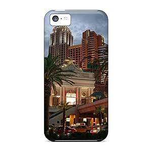 NyW3515brCq Las Vegas Awesome High Quality Iphone 5c Case Skin