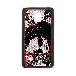 The Joker ROCK0100898 Phone Back Case Customized Art Print Design Hard Shell Protection Samsung galaxy note 4 N9100