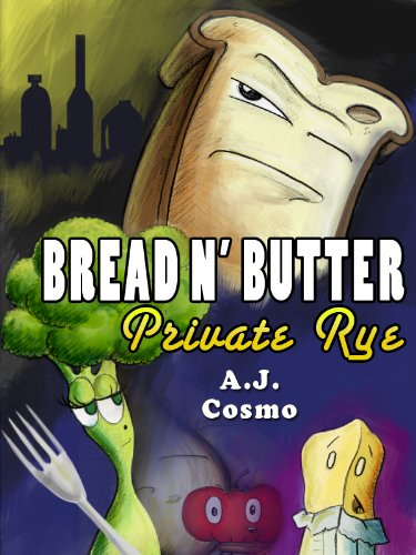 Bread N' Butter: Private Rye by A. J. Cosmo ebook deal