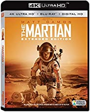 The Martian: Extended Edition (4K Ultra-HD Blu-ray);Blank - None