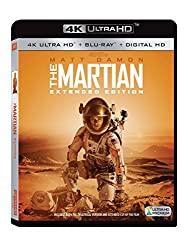 The Martian: Extended Edition (4k Ultra-hd Blu-ray)