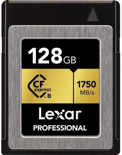 Lexar Carte Cf Express Professional 128 Go Computer Zubehör