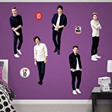 Fathead 1103-00022 Wall Decal, One Direction RealBig Collection