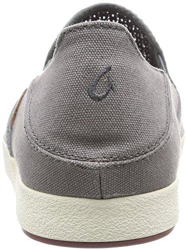 Olukai Makani Sneaker - Mens Carbone / Carbone