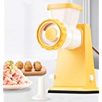 WOYAOFA Manual Meat Grinder Sausage Machine Home Hand Multi-Function Tank Sausage Sausage Small Meat Meat Machine Artifact Garlic Press