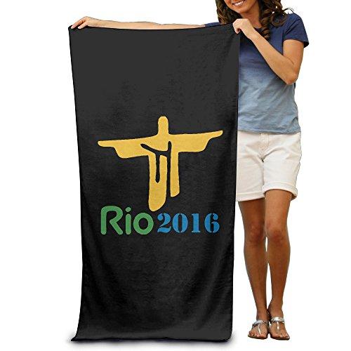 JML93 Custom JMJ Rio 2016 Lightweight Microfibre Towel