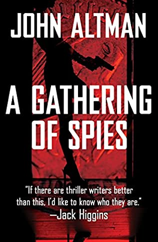 book cover of A Gathering of Spies