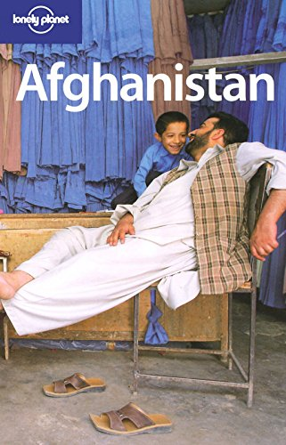 Lonely Planet Afghanistan (Country Travel Guide)...