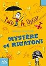 Rico et Oscar, I:Mystère et rigatoni par Steinhöfel
