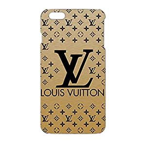 Louis and Vuitton Cover Case for Iphone 6 Plus/6s Plus 5.5 inch Classic Vintage Louis and Vuitton Design Cover Case 3D