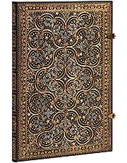 Paperblanks Hardcover anteckningsböcker kungliga bokomslag   Unlinerade   Grande (210 × 300 mm)