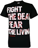 The Walking Dead Fight the Dead Men's T-Shirt