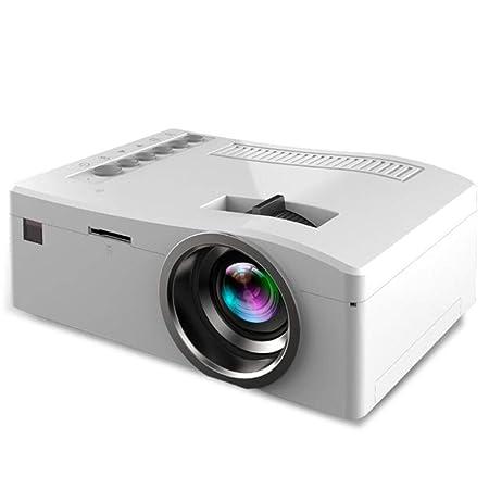 CZWNB Micro proyector proyector Entretenimiento portátil ...