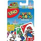 UNO Super Mario Card Game