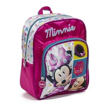 1cd9717a43e Sambro Minnie Mouse Nursery Backpack (Medium)  Amazon.co.uk  Toys ...