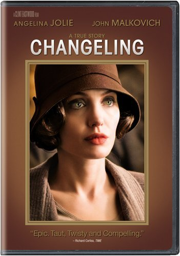 DVD : Changeling (, Dubbed, Dolby, AC-3, Gold Foil O-Ring)