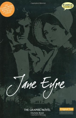 Jane Eyre: The Graphic Novel (American English, Original Text) pdf epub