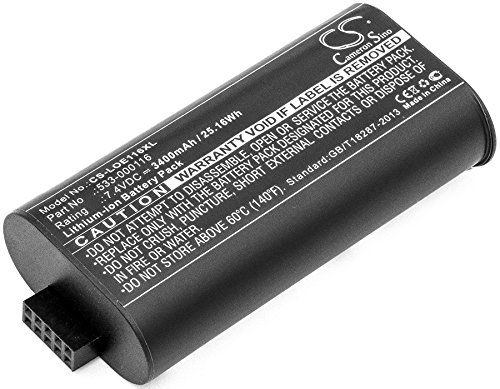 Battery Replacement for LOGITECH UE MegaBoom