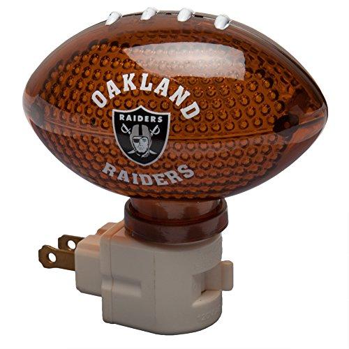 Oakland Raiders Football Night Light by Scottish Christmas