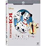 DVD Disney 101 Dalmatas [ 101 Dalmatians ] [ Brazilian Edition ] [ Audio and Subtitles in English + French + Spanish + Portuguese ] [ Region 1 + 3 + 4 + 5 ]