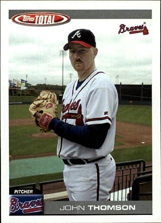 Amazoncom 2004 Topps Total Baseball Card 539 John Thomson