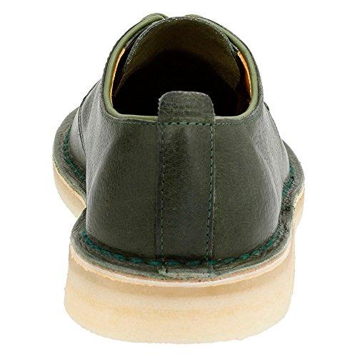 Zapato Londres Oxford Clarks Leaf Desert Fzzxw6q7