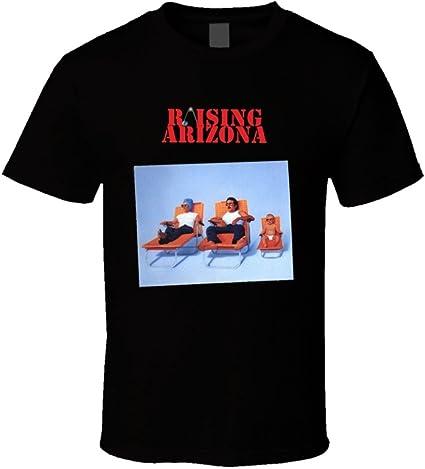 Raising Arizona Retro 80/'s Movie T Shirt