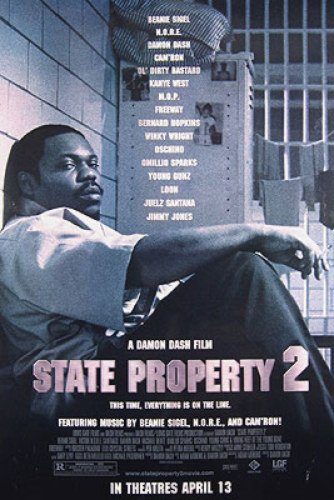State Property 2 Single-Sided Regular Glossy Beanie Sigel Poster