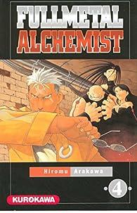 Fullmetal Alchemist, Tome 4 par Hiromu Arakawa