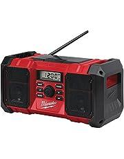 Milwaukee Batteri-/nätradio M18 JSR/0