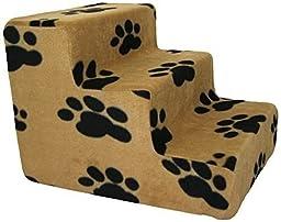 Paw Print Foam Pet Steps