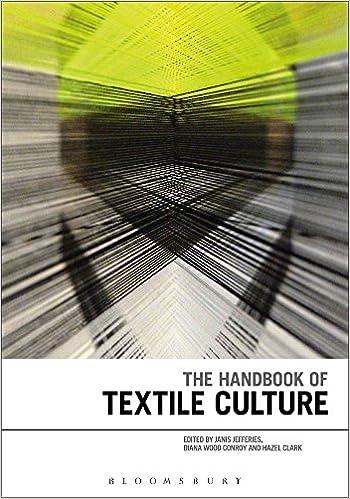 Kostenlose E-Books für Android-Download The Handbook of Textile Culture in German PDF MOBI 0857857754