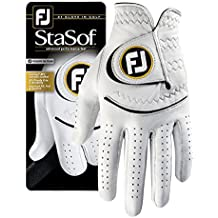 FootJoy New Improved StaSof Golf Glove Men's & Women's Sizes - #1 Glove on PGA Tour