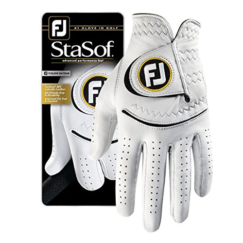 New Improved 2018 FootJoy StaSof Golf Gloves Men