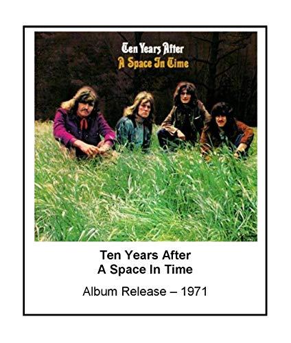 Ten Years After 1971 Album Cover 3