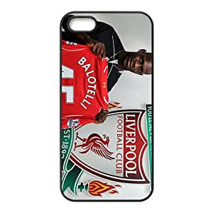 LIVERPOOL premier soccer BALOTELLI 45 Phone case for iPhone 5s