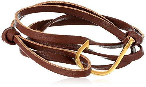 Brown Wrap Bracelet Cotton String