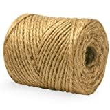 CWC Jute Twine - 4-Ply, 1400' (Pack of 6 rolls)