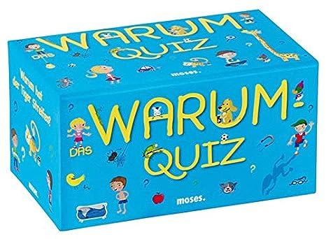 moses. Das Warum-Quiz | Kinderquiz | Für Kinder ab 8 Jahren
