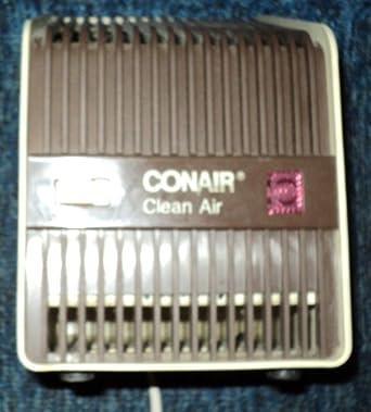CONAIR CLEAN AIR MODEL E1