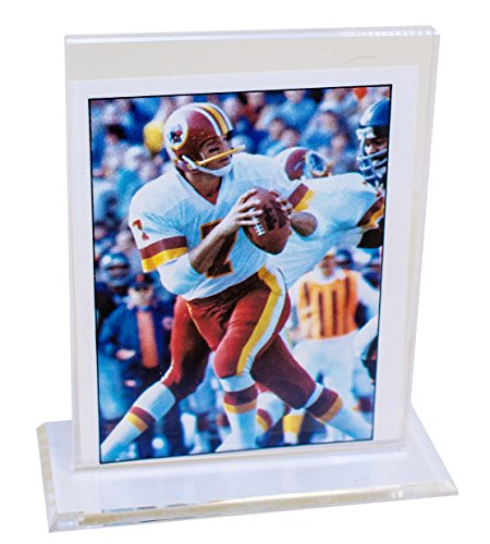 (Deluxe Clear Acrylic Display Stand for Trading Cards)