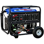 ETQ TG72K12, 7250 Running Watts/8250 Starting Watts, Gas Powered Portable Generator (Discontinued by Manufacturer)
