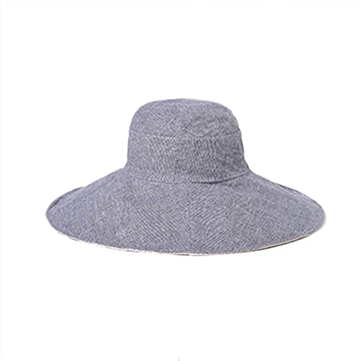Amazon.com  Mysoulfor Sun Hats for Women with UV Protection Wide ... 6056088ff728