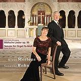 Dvorák: Biblische Lieder (tschechisch gesungen) / Klicka: Orgelsonate fis-Moll