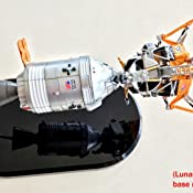Skynet 4D three-dimensional puzzle puzzle 1//100 Apollo Command Module