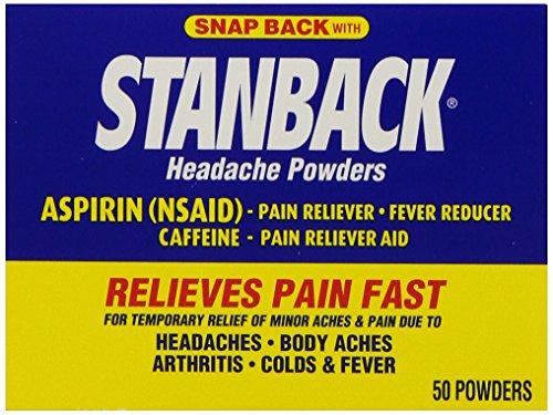Stanback Headache 50 Count