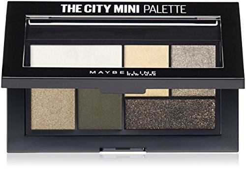 Maybelline New York The City Mini Palette, Urban Jungle, 0.14 Ounce